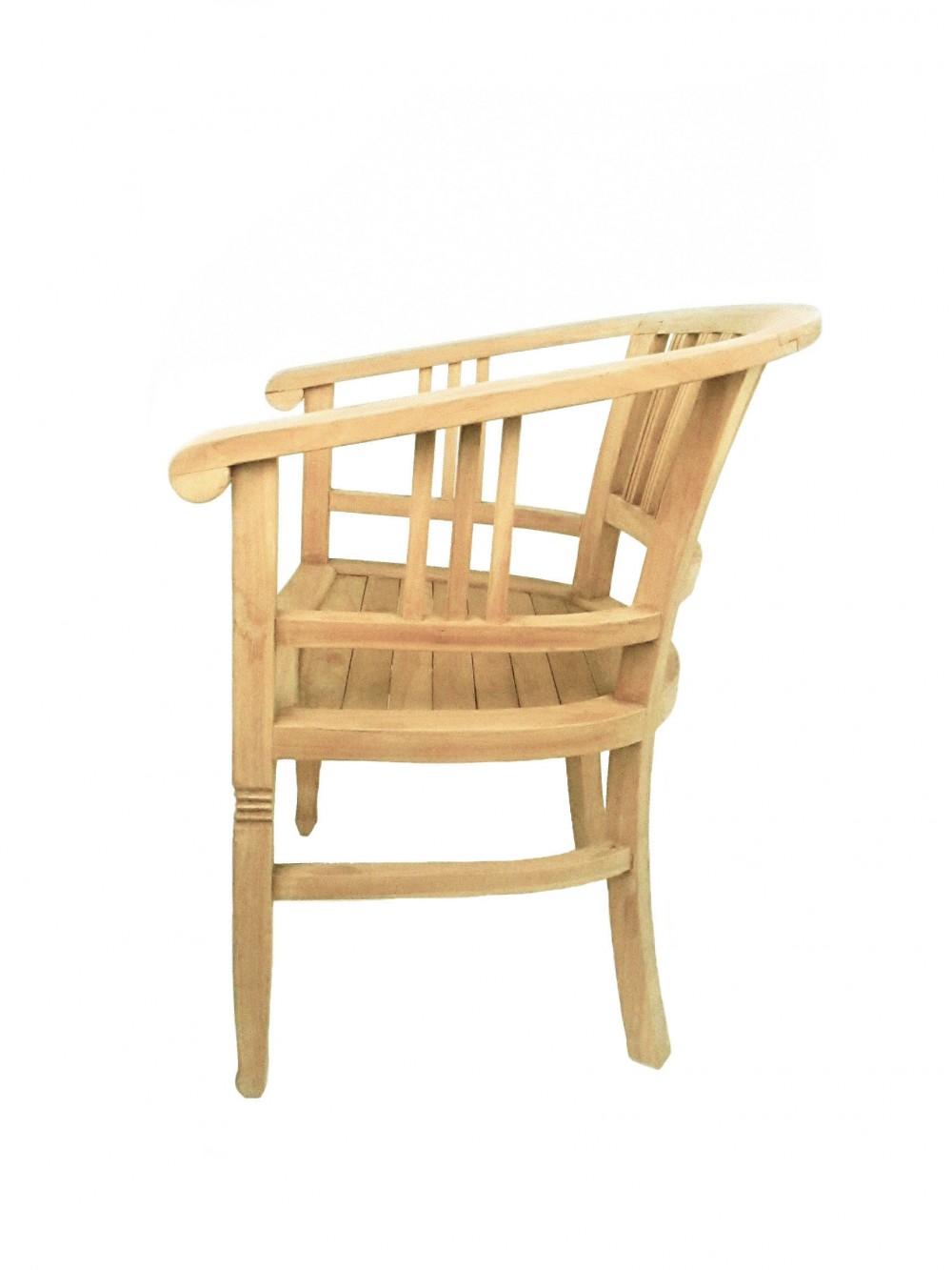 Teakfa kerti szék (2703206000000)     Kosárház Webshop