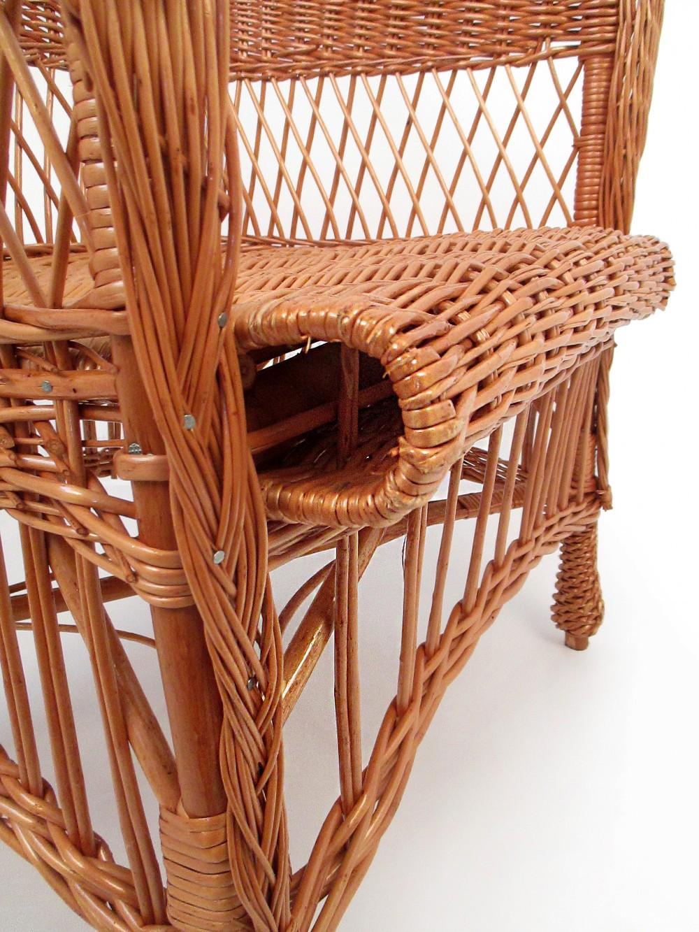 Vessző fotel (2003223000008) | | Kosárház Webshop